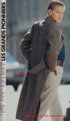 ☆ Jo Kelly | Photography by Marc Hispard | For Elle Magazine France | September 1984 ☆ #jokelly #marchispard #elle #1984