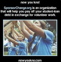 #StudentLoanHacks