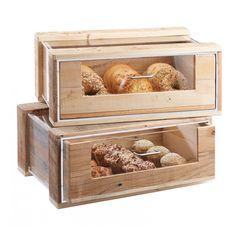 Madera Pastry Drawers