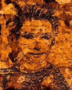 Original Celebrity Printmaking by Acqua Luna Cate Blanchett, Paper Artist, New Media, New Art, Printmaking, Saatchi Art, Mona Lisa, Original Art, Art Prints