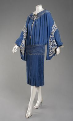 Dress 1920s The Philadelphia Museum of Art