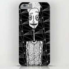 B&W iPhone 6 PLUS Case