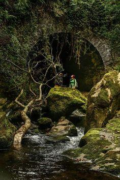 Magical Ballaglass Glen, Isle of Man