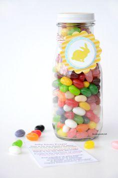 DIY Jelly Bean Prayer Idea with printable
