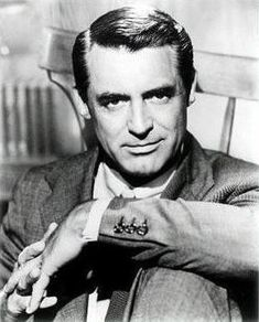 "Cary Grant (1904 - 1986) One of the most famous actors of all time, starred in many movies, including ""Topper"", ""Arsenic and Old Lace"", ""Bringing Up Baby"", ""Notorious"", ""To Catch a Thief"" and ""North by Northwest"""