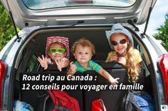 Partir en road trip au Canada en famille, c'est une grande aventure… qui se…