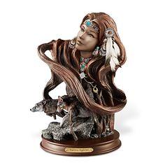 Native Spirits Sculpture