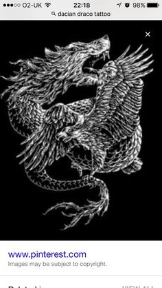 Dacian Draco and eagle