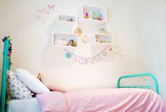 Sophia's room by www.hidesleep.com.au