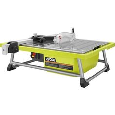 Cheaper at lowes skil 15 amp 10 table saw misc tools pinterest the ryobi 7 in tile saw features portability with its compact size that is designed for fast and secure setup this saw also features best in class cutting keyboard keysfo Image collections