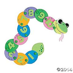 Number order snake