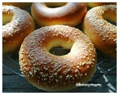 Bagel | Betty hobbi konyhája