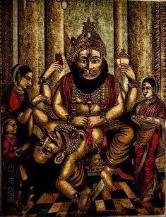Dandavats | Where Lord Nrsimhadeva Came To Wash The Blood From His Hands After Killing Hiranyakasipu