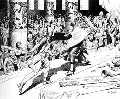 Cap'n's Comics: Hal Foster