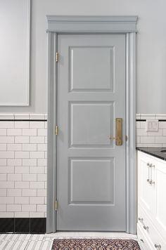 Interior Door Design Ideas - Take a look at these wow-worthy interior doors, and open up to new ideas and styles for your home. Wooden Door Design, Wooden Doors, Room Door Design, Wooden Art, The Doors, Panel Doors, Front Doors, Barn Doors, Sliding Doors