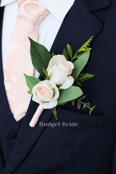 Small Wedding Bouquets, Cheap Wedding Flowers, Prom Flowers, Bridal Flowers, Floral Wedding, Bridal Bouquets, Wedding Ideas, White Rose Boutonniere, Boyfriends