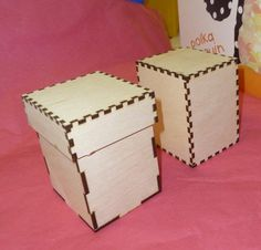 Wooden Boxes with or without lids almost any size available