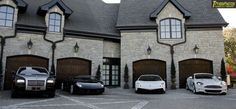 World's Most Beautiful GARAGES & Exotics: Insane GARAGE PICTURE THREAD! 50+ Pics! - Page 318