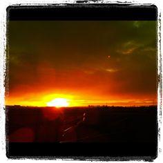 Sunrise 30/11/12