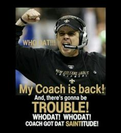 My Coach is back!
