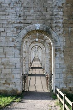 Le Viaduc 1857  Chaumont, France