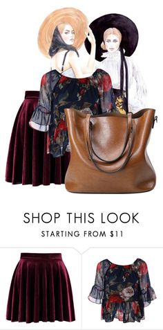 """""""Rosegal I/60"""" by diaryoflady ❤ liked on Polyvore featuring red, woman and rosegal"""