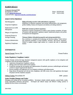 Awesome Best Compliance Officer Resume To Get Manageru0027s Attention, Check  More At Http:/
