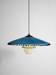 """Pom Pom Lamp"""