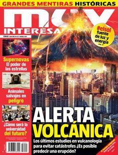 Muy Interesante Chile | Enero 2017 | Alerta volcánica...