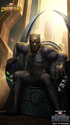 Erik Stevens(Killmonger)-N'Jadaka