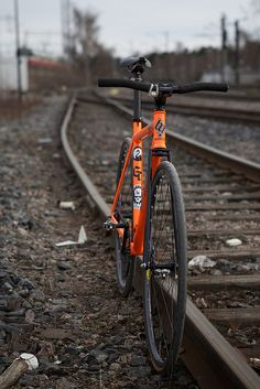 gangsta track 1 by K1M_I bicycle, via Flickr
