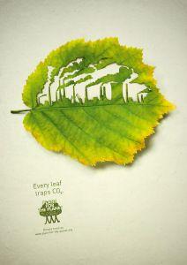 Environmental awareness poster design