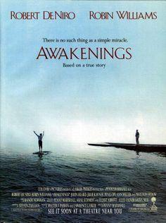 Awakenings [my favorite DeNiro film]