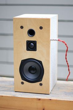 Cinder Speakers by Daniel Ballou