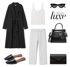 Unbenannt #1142 by fashionlandscape on Polyvore featuring Mode, Boyy, Balenciaga and Le Specs
