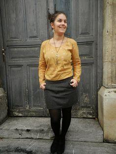 byPo - Aime comme Mon Petit Bazar / Tissus Atelier Brunette & France Duval Stalla