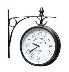 Paddington Outdoor Station Clock