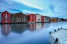Trondheim Norway by Roberto Sysa Moiola on 500px