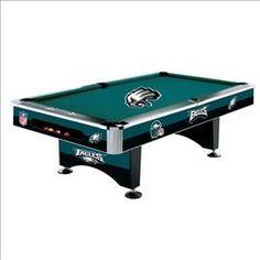 #Philadelphia #Eagles Pool Table