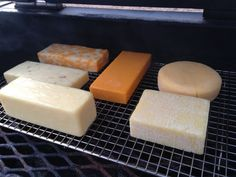 Cold Smoked Cheese - Smoker - Ideas of Smoker Smoker Grill Recipes, Smoker Cooking, Grilling Recipes, Electric Smoker Recipes, Diy Smoker, Homemade Smoker, Grilling Tips, Cooking Oil, Bbq Ribs