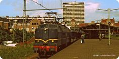 Station Zandvoort by Amsterdam RAIL, via Flickr - Spent many hours on that train!