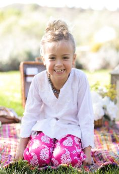 VEERA PUNJAMMIES™ for girls. Clothing the next generation of world-changers in freedom.