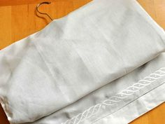 Protect Clothes With a Pillowcase