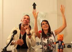 Karine Lima et Chrys V