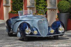 1937 Delahaye 135 Figoni et Falaschi Torpedo Cabriolet. http://www.supercars.net/cars/2328.html ✏✏✏✏✏✏✏✏✏✏✏✏✏✏✏✏ IDEE CADEAU / CUTE GIFT IDEA ☞ http://gabyfeeriefr.tumblr.com/archive ✏✏✏✏✏✏✏✏✏✏✏✏✏✏✏✏