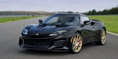 The Lotus Evora Sport 410 GP Brings Back The John Player Special Livery