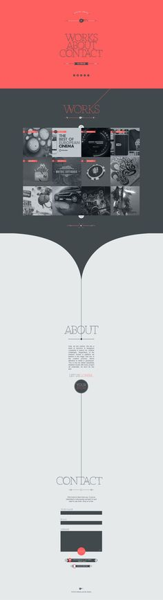 Great inspiration for a possible infographic. I like the flow of the information and the shapes the negative space make. #infographics