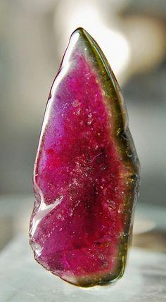 Beautiful Minerals — heroinsight: Watermelon Tourmaline