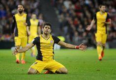 AristoBolaji: Diego Costa will  to start  against Barcelona