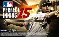 GAME MLB Perfect Inning 15 v3.0.3 Apk for Android - http://apkville.net/2015/04/game-mlb-perfect-inning-15-v3-0-3-apk-for-android/